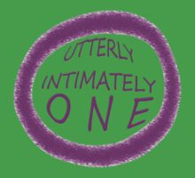 Utterly Intimately ONE by TeaseTees