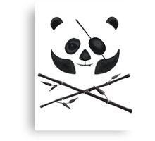 Panda Pirate Canvas Print