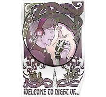 Welcome to Nightvale  Poster