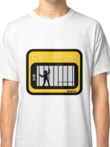Cell phone Classic T-Shirt