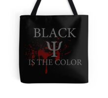 The Darkest Minds -- Black is the Color Tote Bag