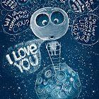 I love You by Ruta Dumalakaite