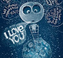 I love You by Ruta Dumalakaite