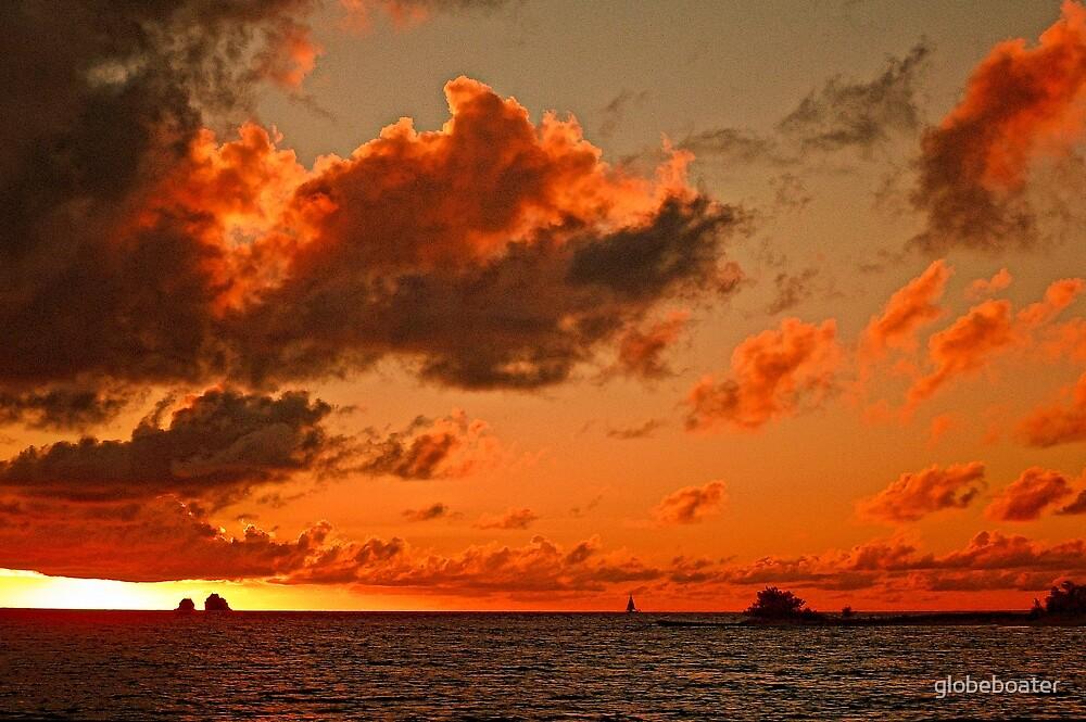 Heavenly Fire... by globeboater