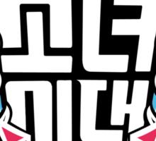 SNSD: I Got A Boy - Emblem(Leaves Ver.) Sticker