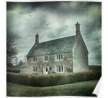 A very nice house in the country Poster