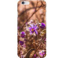 Karijini Wildflowers iPhone Case/Skin