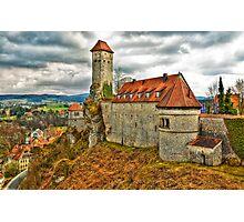 Veldenstein Castle, Bavaria, Germany. Photographic Print