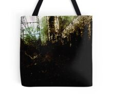 Empty Spaces Tote Bag