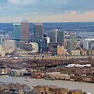 View from The Shard London by SteveHphotos