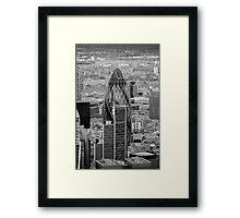 The Gherkin London Framed Print