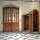 inside the chapel by Nicole W.