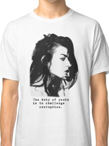 Bean Cobain Classic T-Shirt