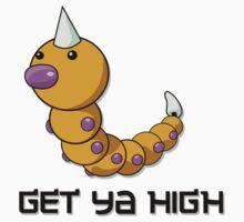 Weedle Get Ya High by Xander Burgess
