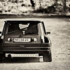 Renault 5 Turbo 1 by Micha Dijkhuizen