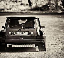 Renault 5 Turbo 1 by Micha Dijkhuizen