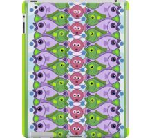 Cute Fish Patterns case iPad Case/Skin