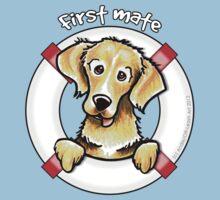 Golden Retriever :: First Mate Kids Clothes
