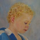 2 years old Thomas by Beatrice Cloake Pasquier