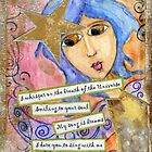 Muse, Singer of Dreams by DelisaCarnegie