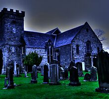 Cramond Kirk by Sue Fallon Photography