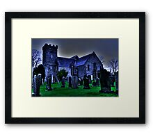 Cramond Kirk Framed Print