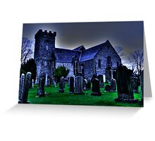 Cramond Kirk Greeting Card