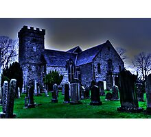 Cramond Kirk Photographic Print