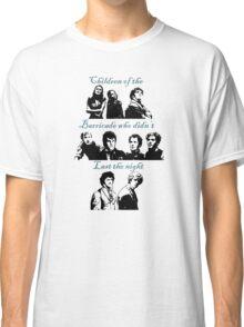Children of the Barricade Classic T-Shirt