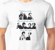 Children of the Barricade Unisex T-Shirt