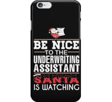 Underwriting Assistant iPhone Case/Skin