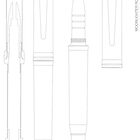 Pen design#1 by JerryWayne Anderson