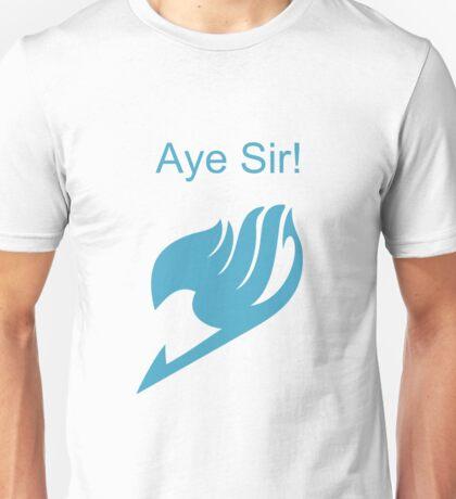 Fairy Tail Aye Sir! Unisex T-Shirt