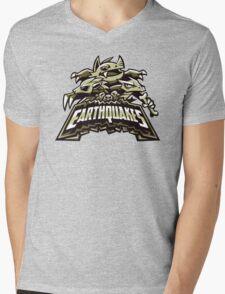 Ground Team - Earthquakes Mens V-Neck T-Shirt