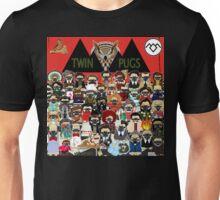 TWIN PUGS Unisex T-Shirt