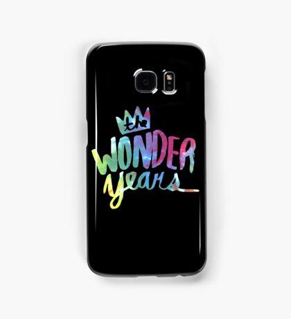 The Wonder Years Samsung Galaxy Case/Skin