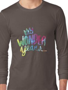 The Wonder Years Long Sleeve T-Shirt