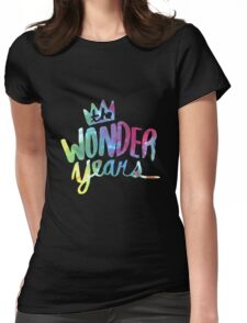 The Wonder Years Womens Fitted T-Shirt