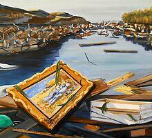 Fukashima Tsunami by Janet Glatz