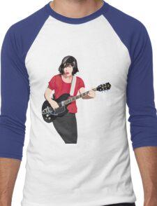 CARRIE BROWNSTEIN Men's Baseball ¾ T-Shirt