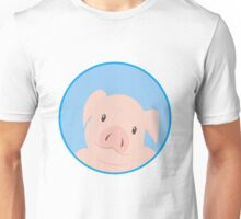 Little Pig Unisex T-Shirt