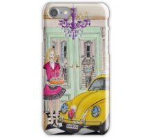 Taxi Bug's Cake Shop iPhone Case/Skin