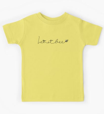 Let It Bee Kids Clothes