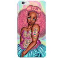 Druzy Princess iPhone Case/Skin