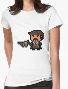 Pixel Mafia Graves Womens Fitted T-Shirt