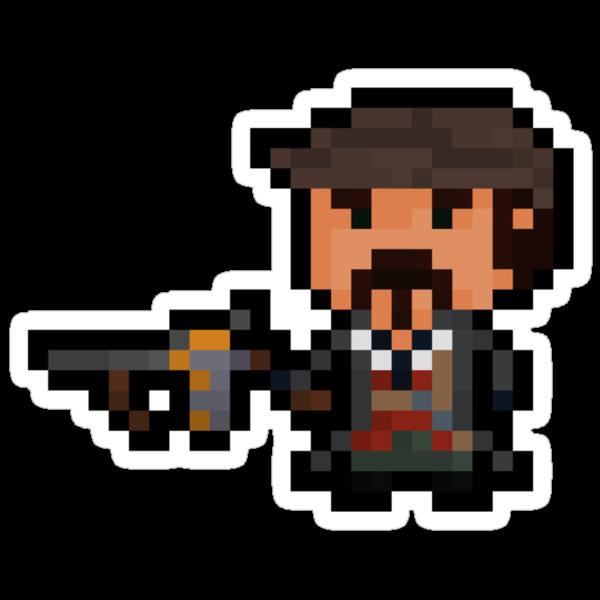 Pixel Mafia Graves by Pixel-League