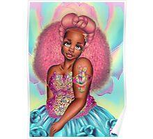 Druzy Princess Poster