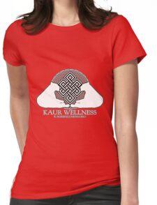 KAUR WELLNESS KAURWELLNESS.ORG OFFICIAL MERCH 11 PURE Womens Fitted T-Shirt