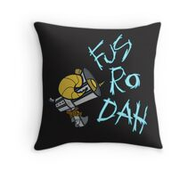 Remedy For Dragons Throw Pillow
