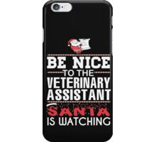 Veterinary Assistant iPhone Case/Skin